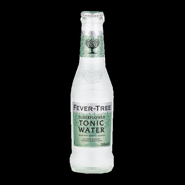 Fever Free Elderflower Tonic Water 20cl
