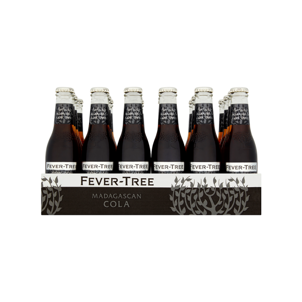 Fever-Tree Madagascan Cola Pack 24x20 cl