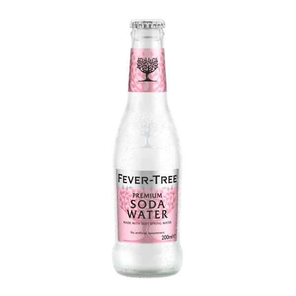 Fever Tree Premium Soda Water 20 cl