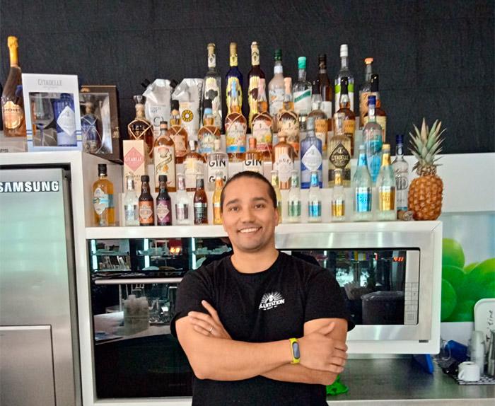 Joao Amaro Viriathus Drinks