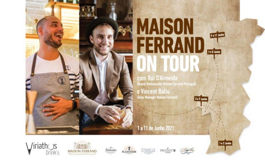 Maison Ferrand on Tour!