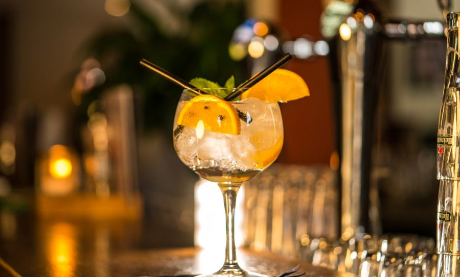 gin tónico